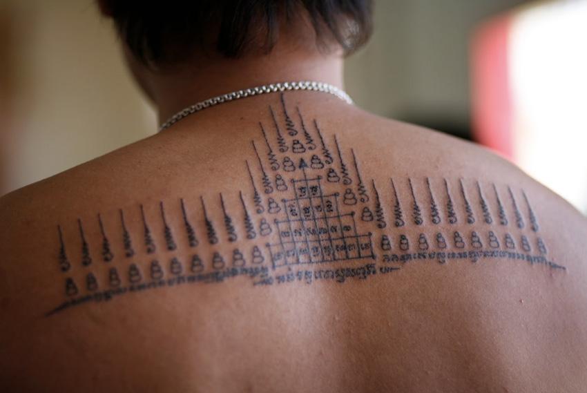 Искусство татуировки народов мира: техника остается без изменений тысячелетия наколки,обычаи,Пространство,ритуалы,татуировки