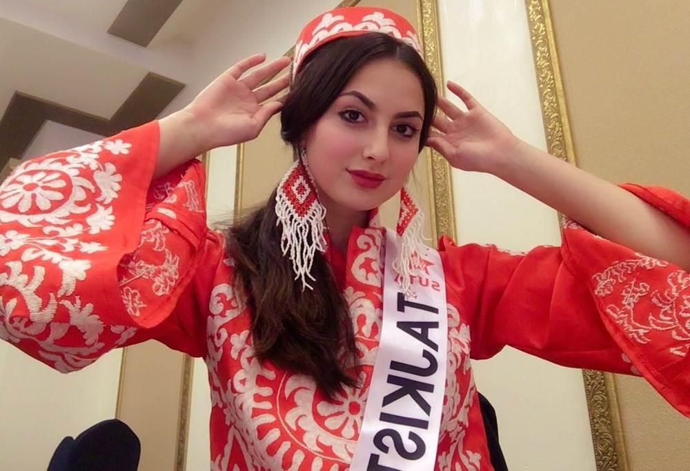 физкультуры, самая красивая таджичка в мире фото более сходство живым