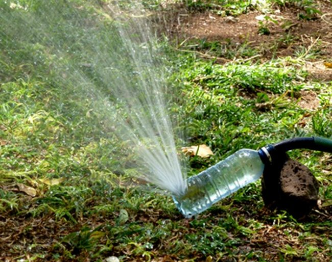Интересные полезности из пластиковых бутылок вдохновение,ижеи