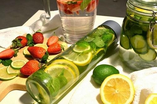 Вода с лимоном для похудения: неужели и в правду помогает