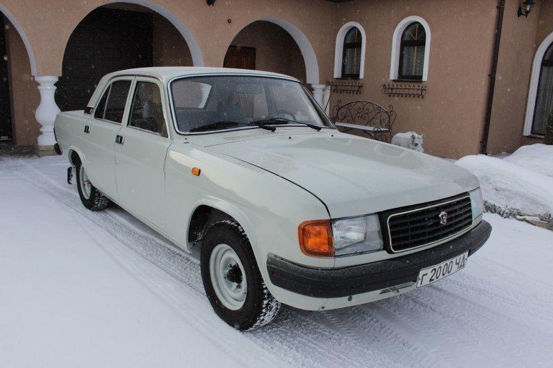 Новый ГАЗ-31029 без пробега