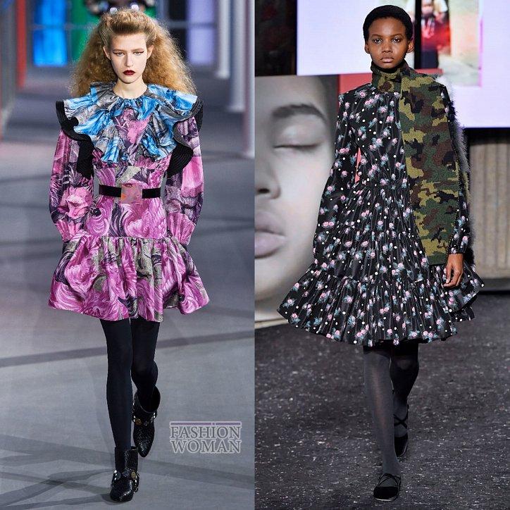 Модные принты осень-зима 2019-2020 фото №16