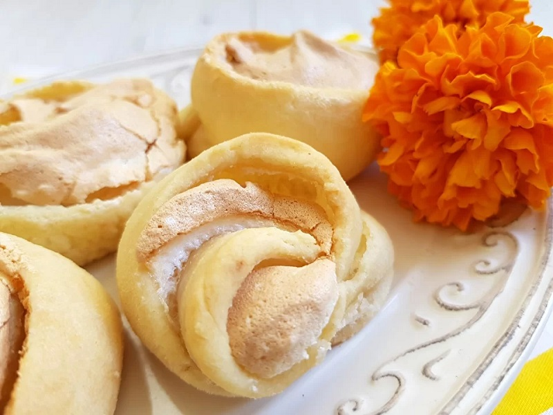 печенье с безе