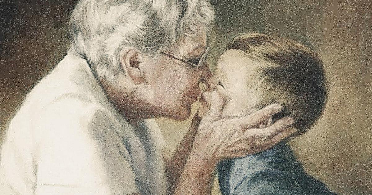 Любимые бабушки и дедушки живы в нашем сердце всегда