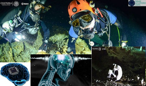 Шокирующая находка в Мексике, которую засекретили. Микрочип возрастом 9000 лет.