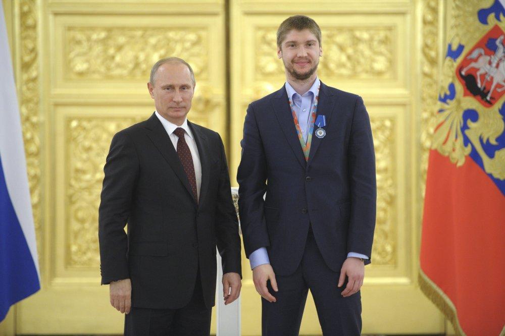 Хоккеист Бобровский поддержал Панарина после слов о Путине