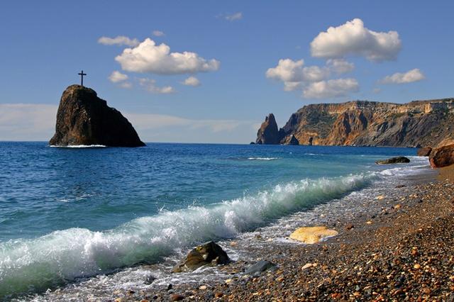 Дикие пляжи Крыма: топ мест, где отдохнуть вдали от цивилизации