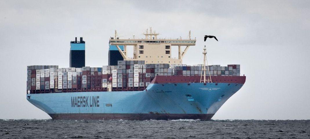Maersk произведет пробную доставку грузов через Северный морской путь