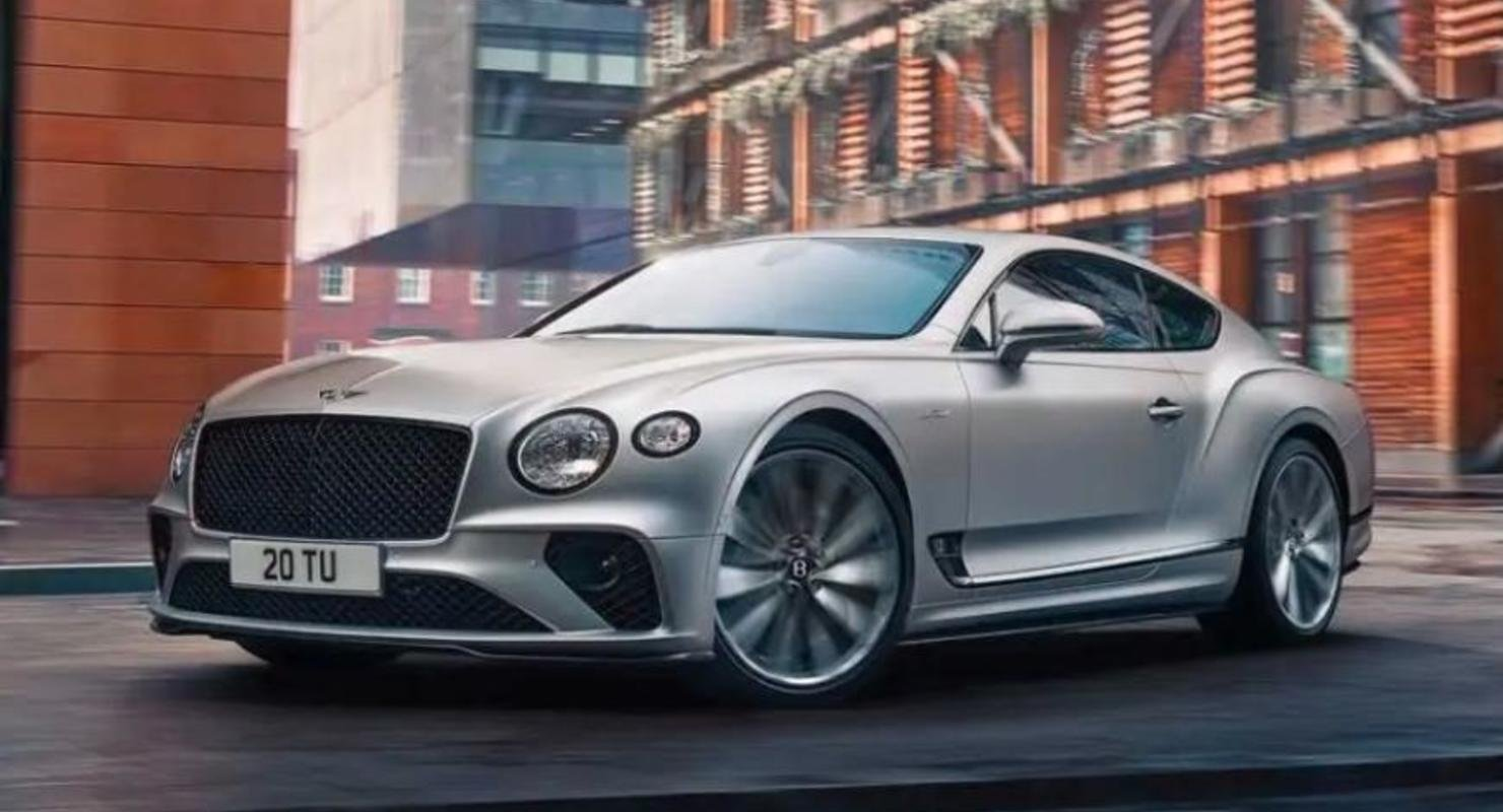 Bentley Continental GT может получить гибридный вариант Автомобили