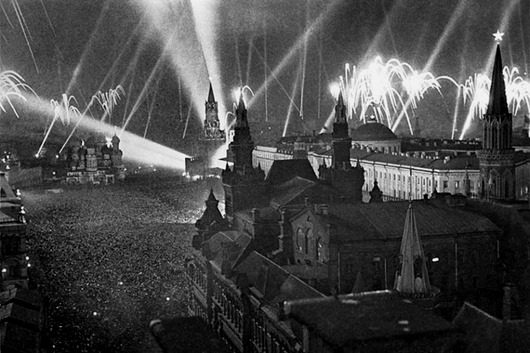День Победы: как его праздновали в СССР 9 мая 1945 года