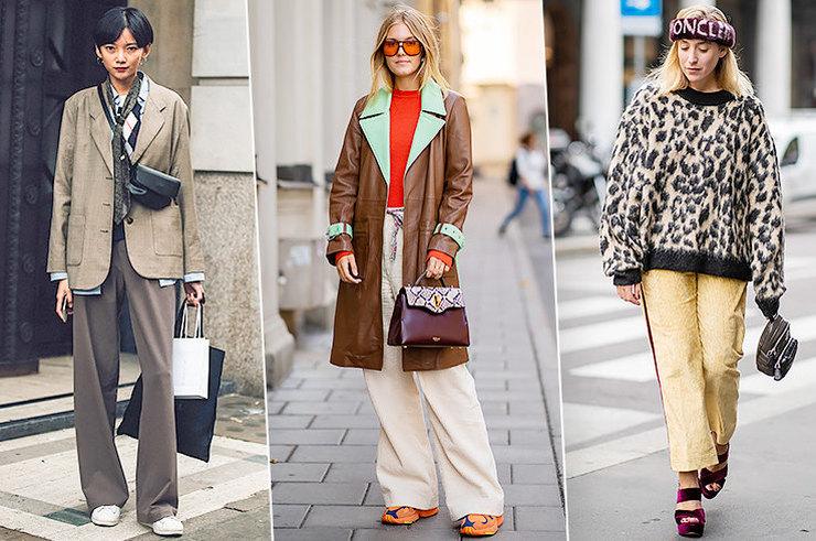 Трикотажные брюки в холодном…