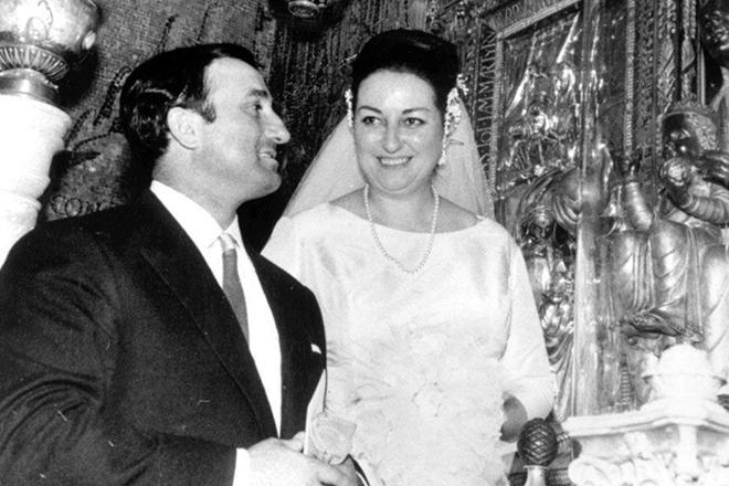Романтическая история отношений Монсеррат Кабалье и Бернабе Марти: 54 года любви несмотря ни на что.
