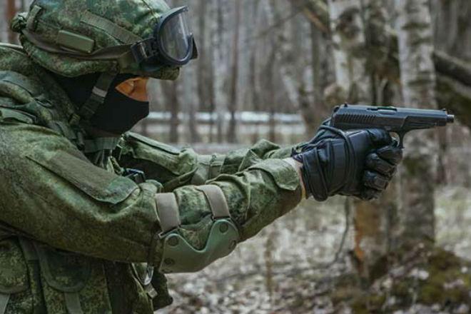 Гюрза: российский пистолет, который запретили в США