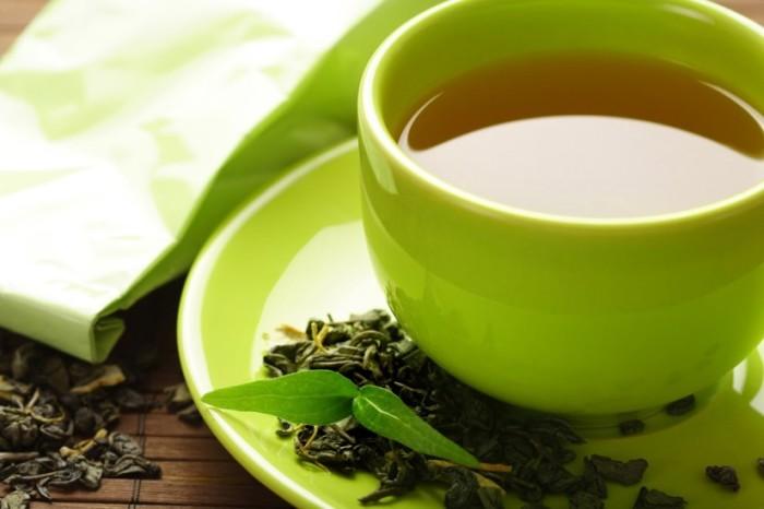Зелёный чай.  Фото: w-dog.ru.