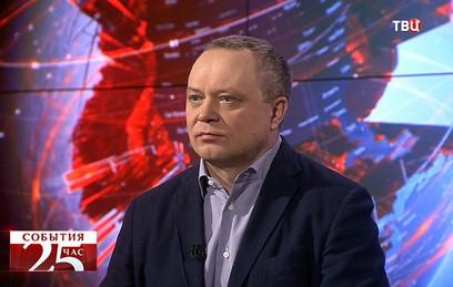 """Костин: миротворцы лишат возможности Порошенко совершать """"жабьи прыжки"""""""