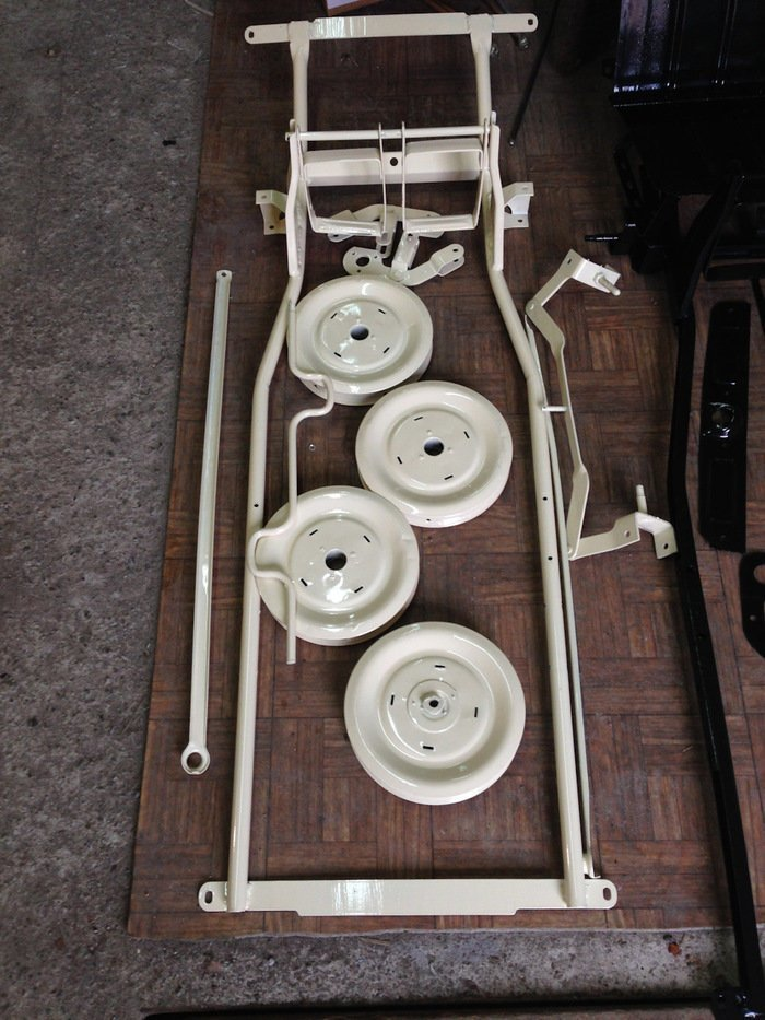 """Реставрация педальной машины """"Радуга"""" машина, педаль, радуга, реставрация"""