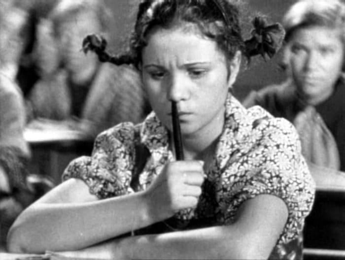 Мария Виноградова в фильме *Сибиряки*, 1940 | Фото: kino-teatr.ru