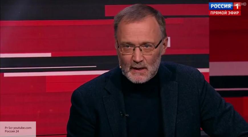 Михеев рассказал о вцепившихся во власть украинских депутатах.