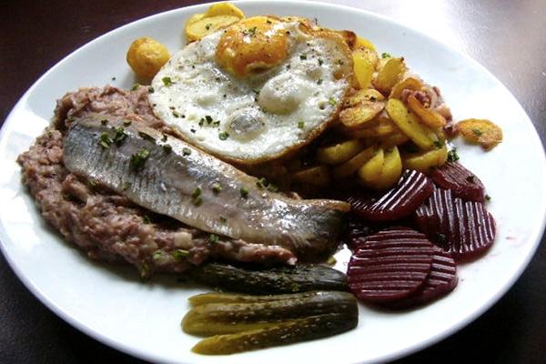 Лабскаус: старинное блюдо моряков