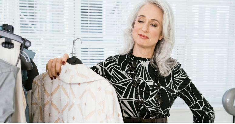 Выбрать идеальное платье, когда тебе за 50