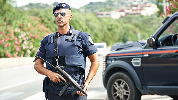 """В Италии полицейские спасли женщину, попросившую привезти ей """"пиццу"""" call4margherita,Лента новостей"""