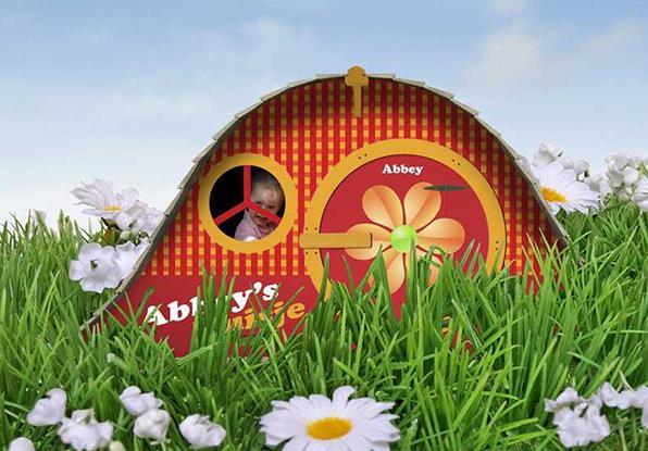 Обзор роскошных игровых домиков для детей