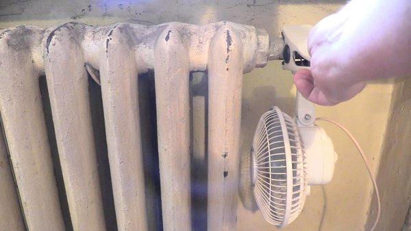 Самые простые способы повышения теплоотдачи батареи отопления своими руками