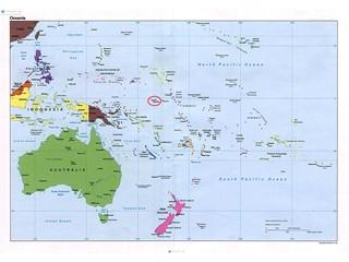Государство Науру. Воплощённая мечта украинца. Как это было?