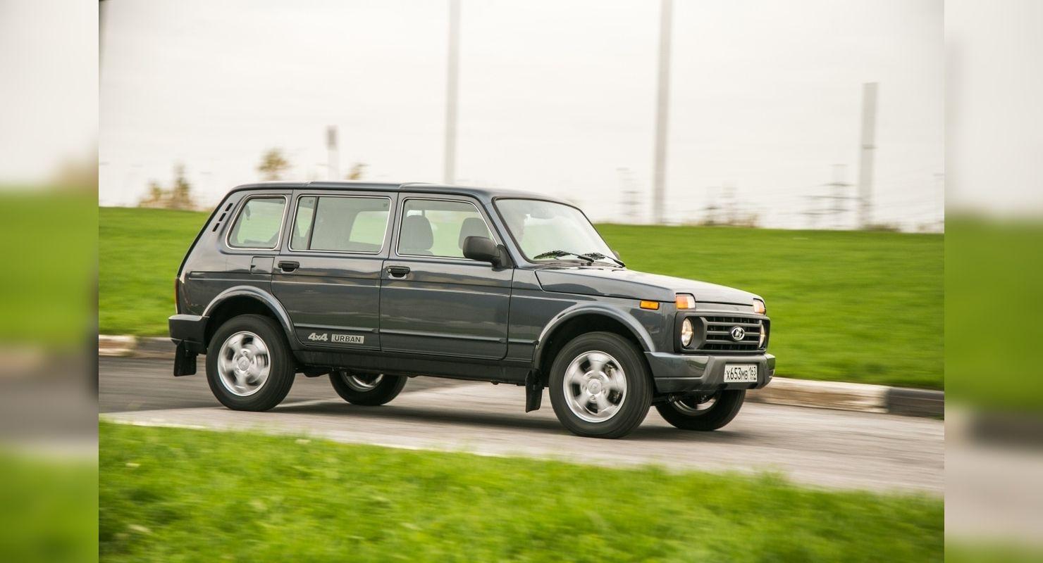 АвтоВАЗ может убрать 5-дверную Niva 4×4 из продажи Автомобили