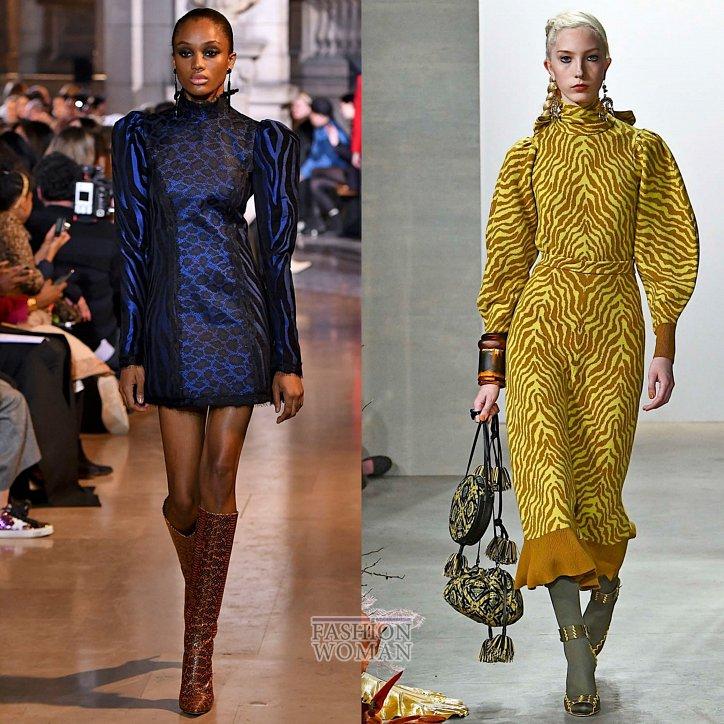 Модные принты осень-зима 2019-2020 фото №9