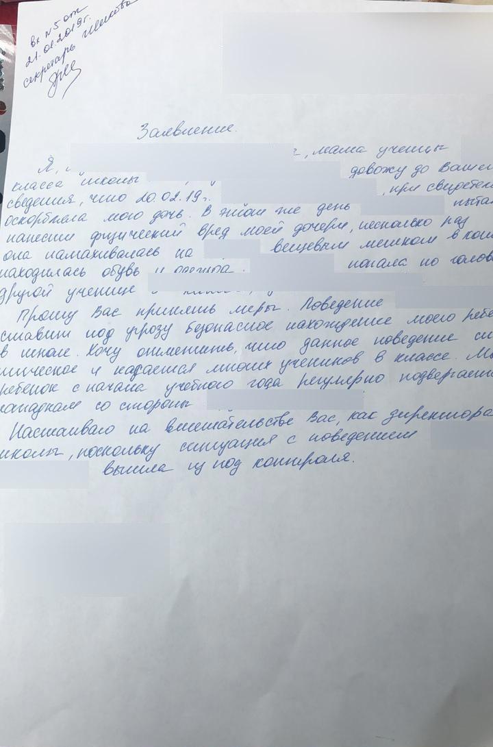За жирную ответишь: Подробности драки московских третьеклассниц,где замешаны дочь судьи и внучка чиновника