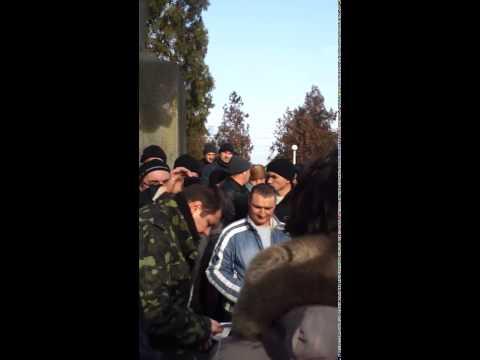 Украинские венгры, болгары, гагаузы, румыны отказываются воевать на Донбассе