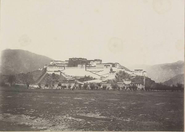 Приключения первых фотографий Тибета в 1900 году