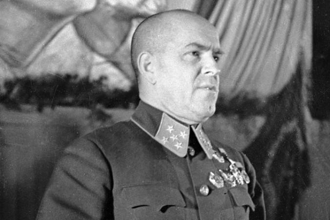 Маршал Жуков. Легенда о ликвидации криминала в Одессе