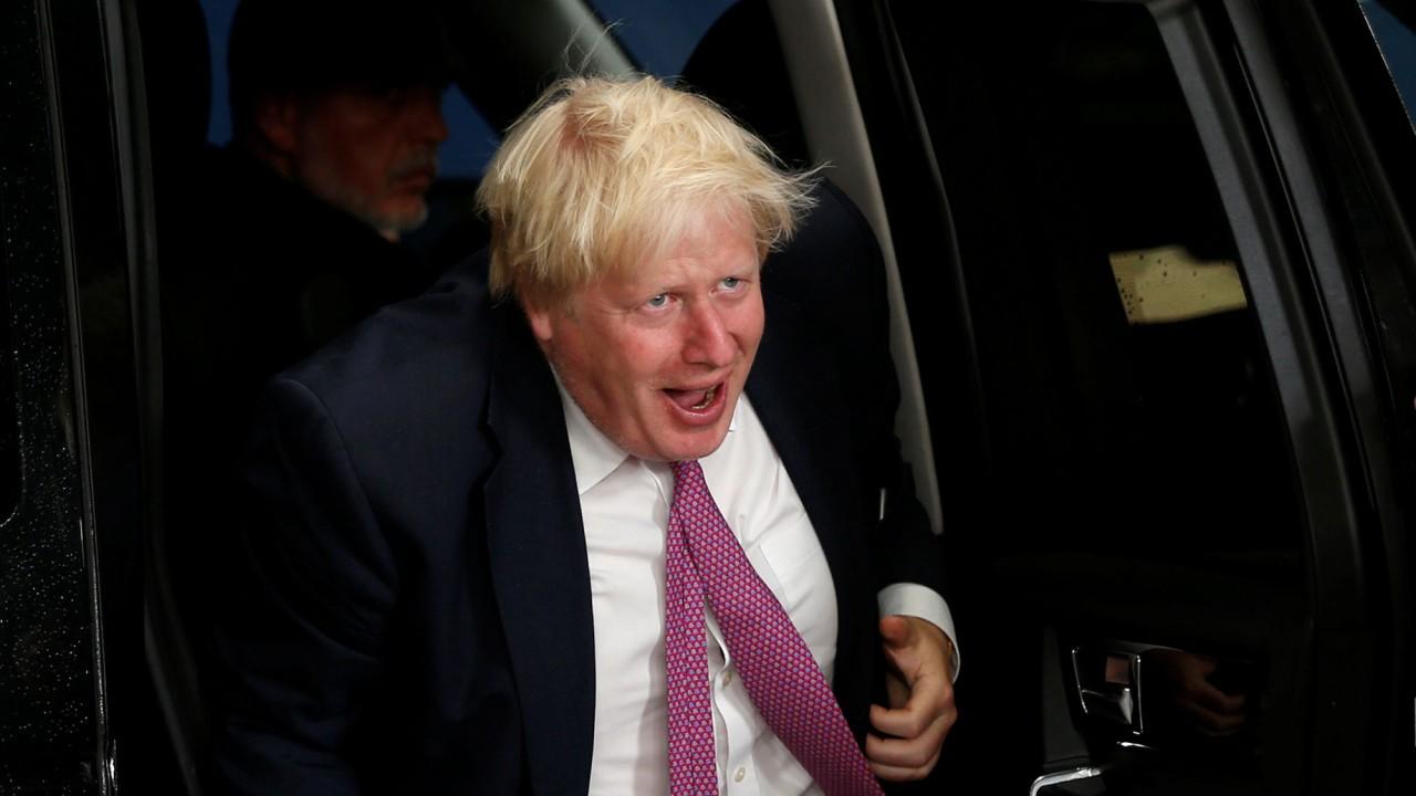Конец британской дипломатии