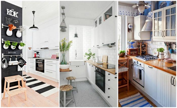 Ремонт в маленькой кухне: 5 самых удачных стилей, которые подойдут для наших «хрущевок»