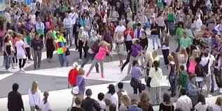 Танцуем с ними. Флэшмоб (2)