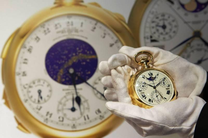 Проклятые часы швейцарского мастера