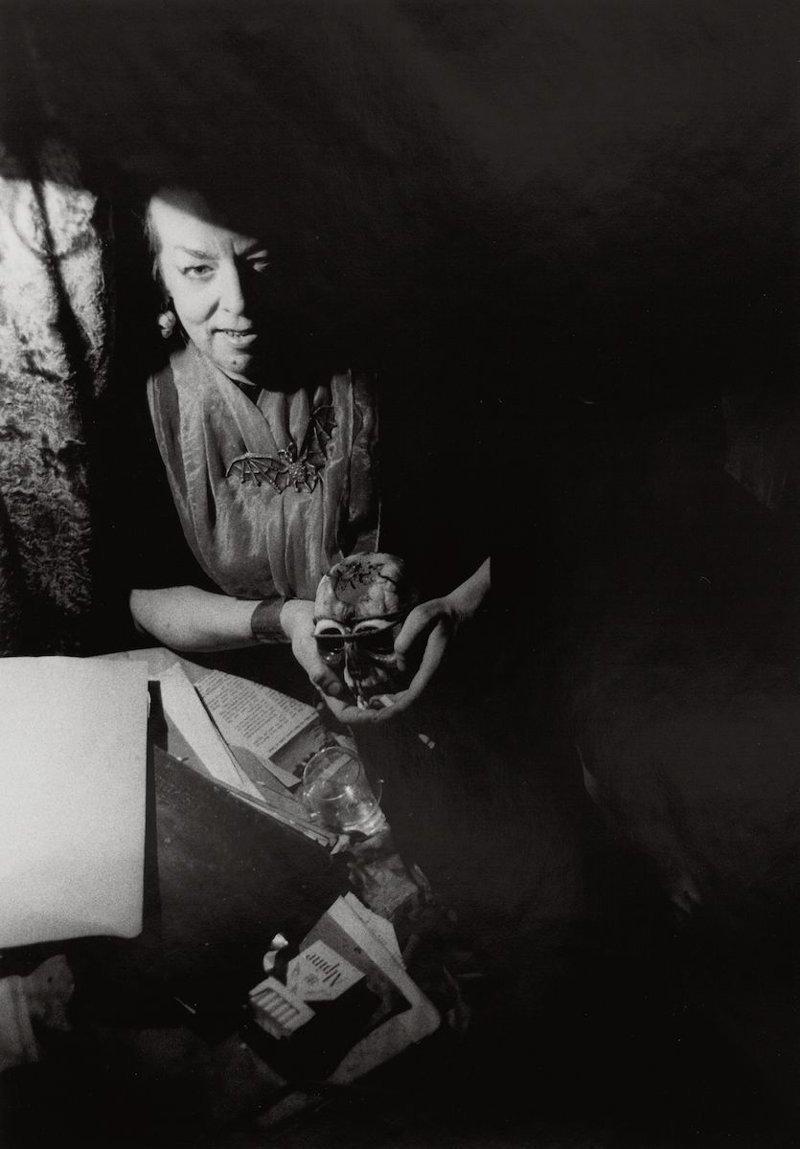 15. Австралийская художница и оккультистка Розалин Нортон в Сиднее в 1971 году век, мир, прошлое, снимок, событие, странность, фотография