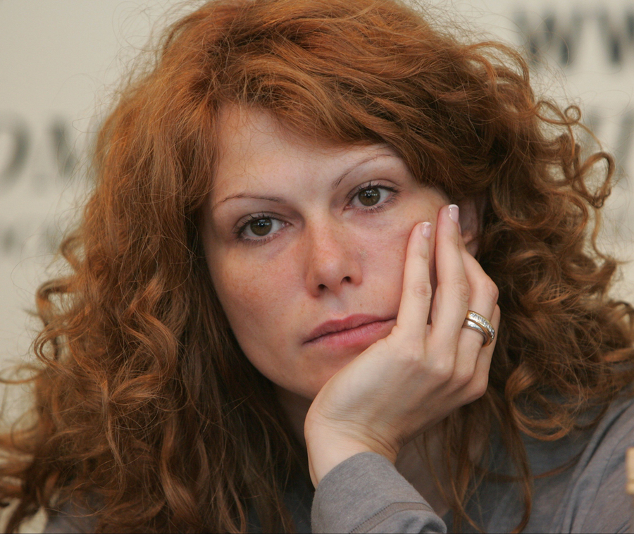 Голая Регина Мянник (Редкие Фото)