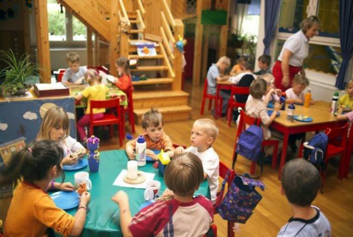 Воспитание детей и детские учреждения.   Фото: DochkiMateri.