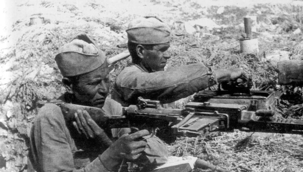 Подвиг солдат 10-й дивизии НКВД