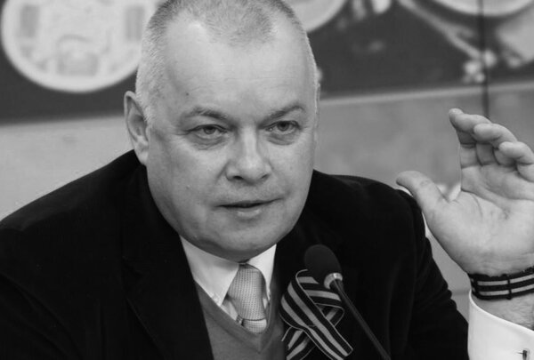 Дмитрий КиÑелев. ИÑточник - lenta.ru