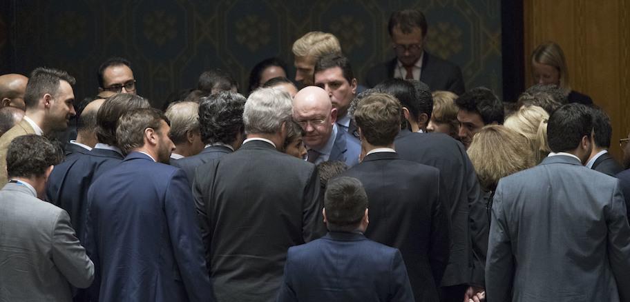 В ООН заговорили о закате капитализма