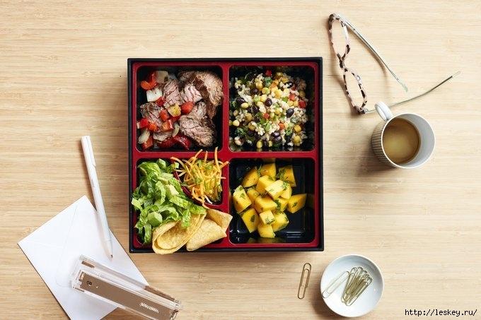 Обеды для офиса: 4 нескучных рецепта