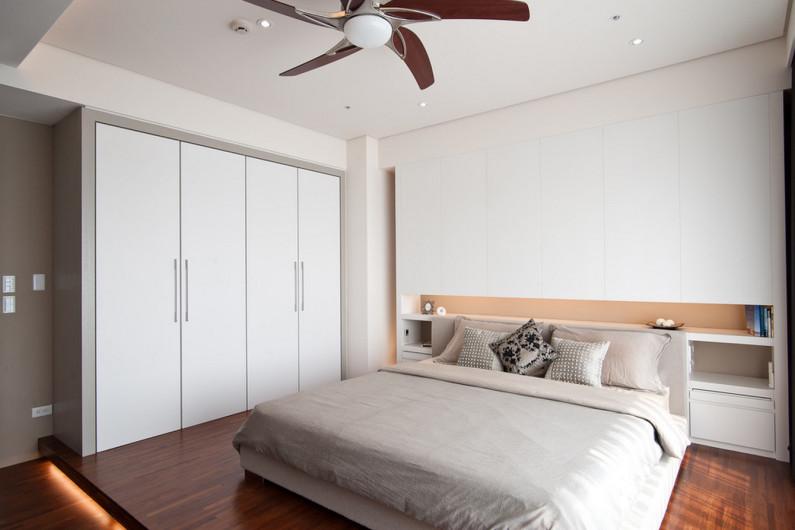 гардеробная спальня 11