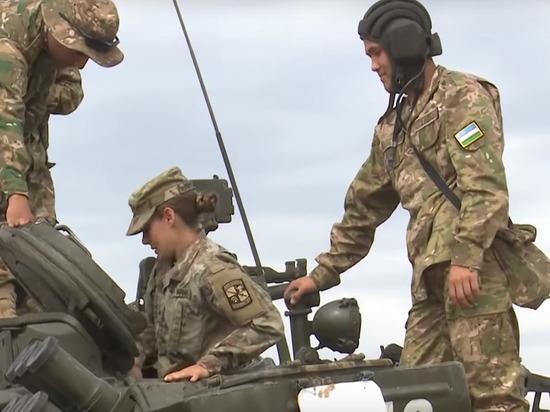 ПоÑвилоÑÑŒ видео езды американцев на ÑоветÑком танке Т-64