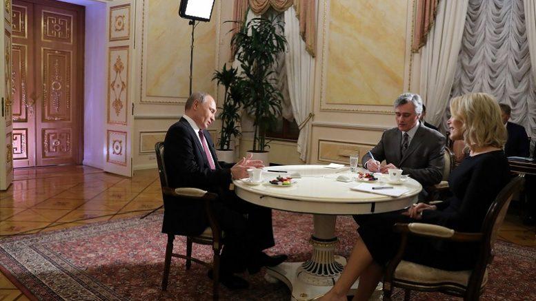 Михаил Хазин. Комментарий к интервью Путина каналу NBC