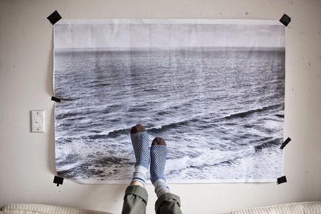 Когда мечты о море просто зашкаливают