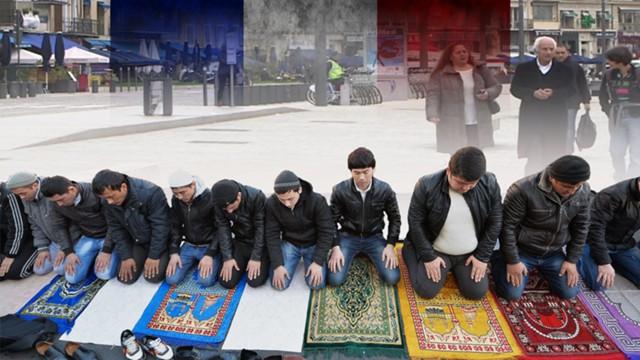 Франция в огне: на пути к исламизации